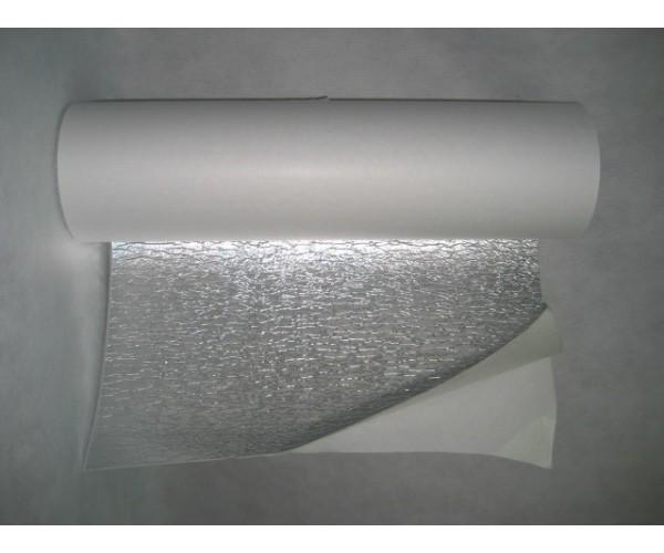 Фольгированная изоляция из вспененного полиэтилена НПЭ 10 мм (1*15м)
