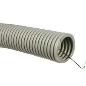 Труба гофрированная ПВХ 20мм (бухта 100м)