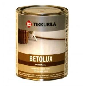 Уретано-алкидная краска для пола Betolux C TIKKURILA 2,7 л