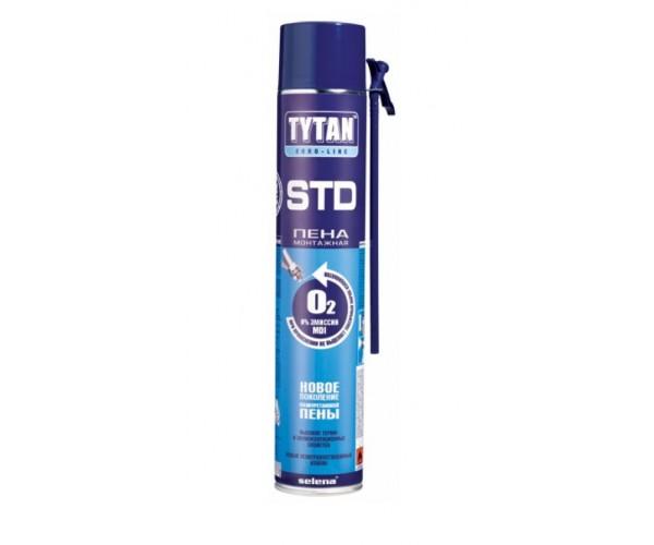 Пена монтажная STD TYTAN Euro-line (750 мл)
