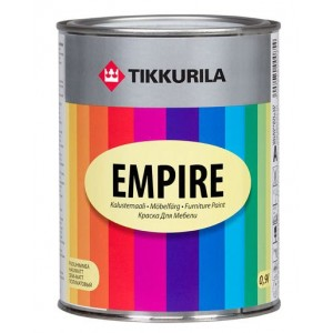 Краска для мебели Empire C TIKKURILA 9 л