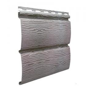 Сайдинг виниловый Timberblock 3400*230мм (0,782м2) Дуб серебристый, Ю-Пласт