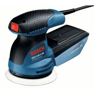 Машина шлифовальная GEX 125-1 AE ЭШМ Bosch