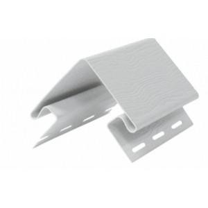 Наружный угол для винилового сайдинга 3050мм, салатовый FineBer