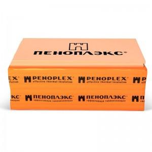 Экструдированный пенополистирол Пеноплекс-Основа 30 (1185х585х40) 10шт. 6,93м2 (0,2773м3)